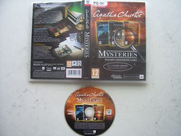 Agatha Christie Mysteries Collection PC Games